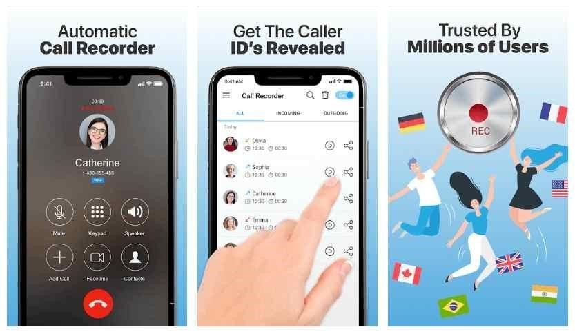 apk سجل مكالمات - أفضل 15 تطبيق تسجيل المكالمات الواردة و الصادرة بسهولة و بوضوح .!أندرويد