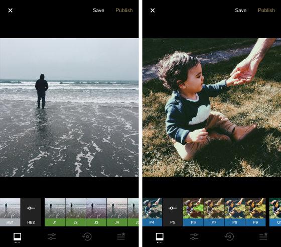 برنامج تصميم الصور للايفون