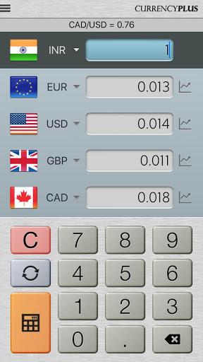 برنامج تحويل العملات ايفون